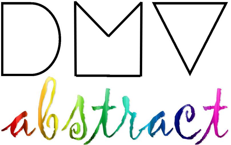 DMV ABSTRACT LOGO COLOR
